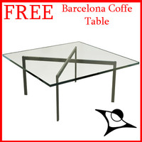 free max model barcelona coffe table