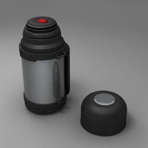 3d model thermo