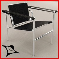 Le Corbusier LC1