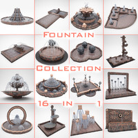 Fountain Collection Pack