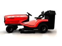 maya lawn mower