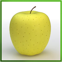 Apple yellow Golden