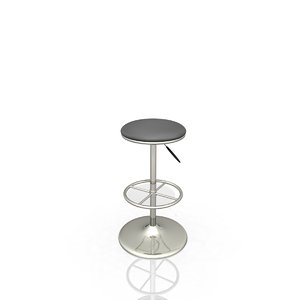 cort ohio bar stool 3d fmz