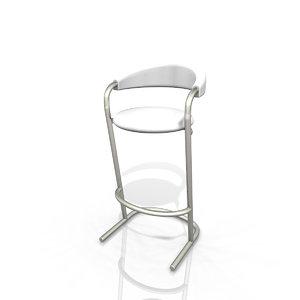 fmz cort banana bar stool