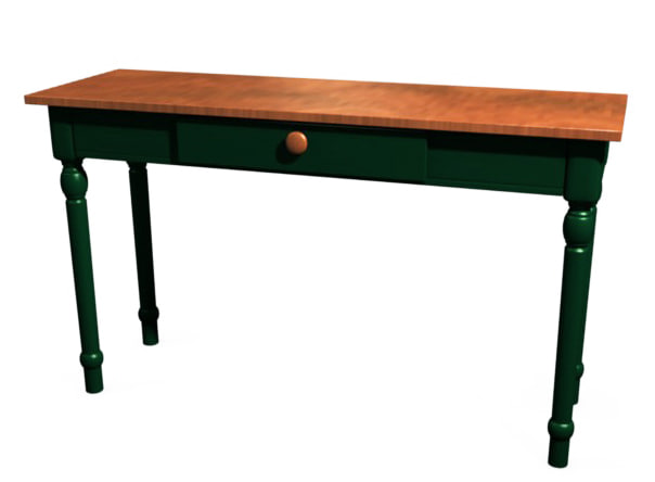 maya table desk