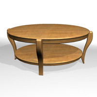 Moontable coffee table