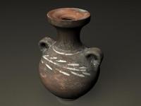 Old African Vase