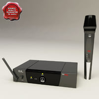 Wireless microphone AKG WM S40