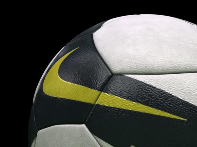 3d soccer model