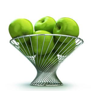 basket apple green max