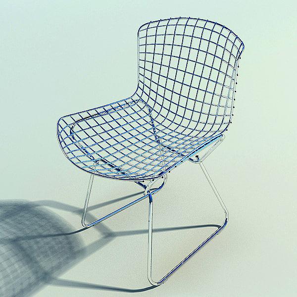 maya bertoia chair