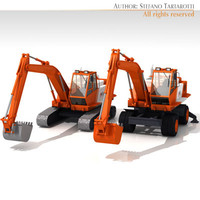 3ds bres500 excavators