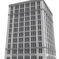 New York City Office untextured