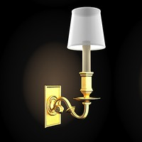 visual comfort sconce max