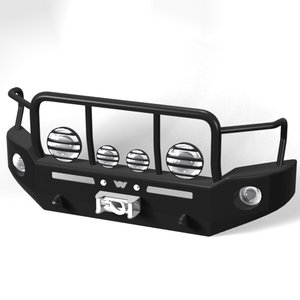 maya warn heavy duty bumper