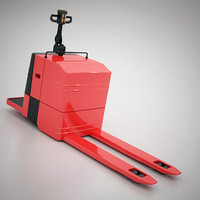 3ds max warehouse pallet jack