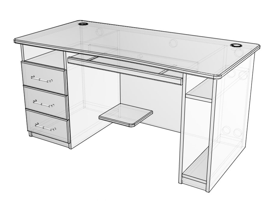 free 3ds mode work table