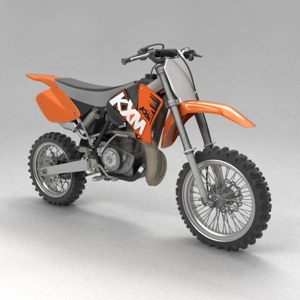 maya motocross bike