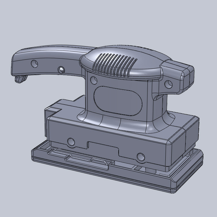 electric sander 3d ige