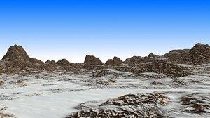 snowy terrain snow area ma