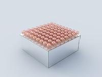 mirror box 3d model