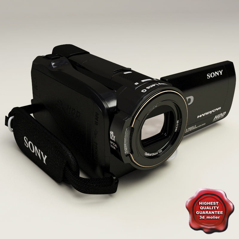 sony hdr-xr500 max