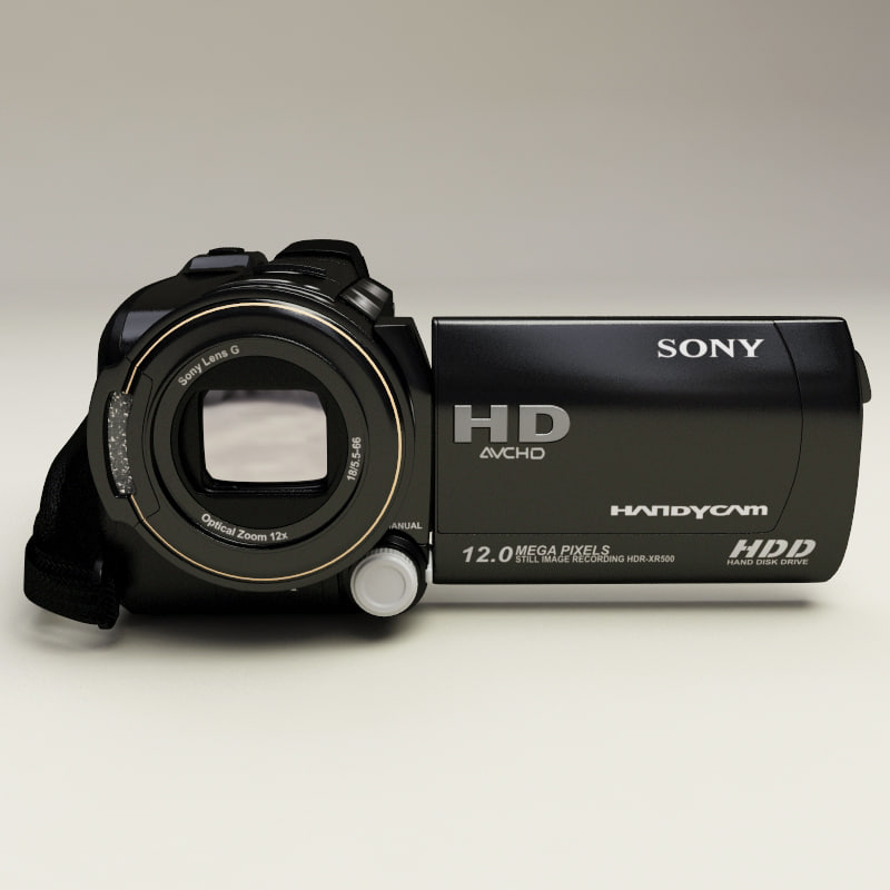 DRIVERS UPDATE: SONY HDR XR500