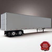 3d model trailer v3