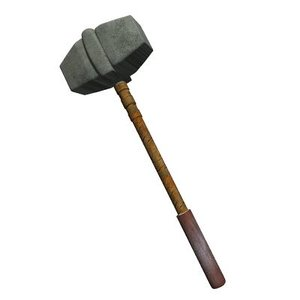 clubs medieval weapons obj free