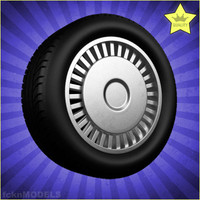 Car wheel 089