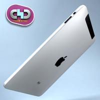 Ipad 3G_C4D