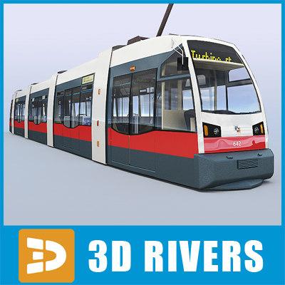 maya vienna tram tramways new