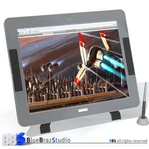 3ds max tablet interactive