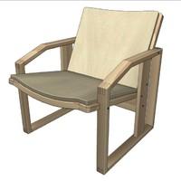 easy chair Ludva