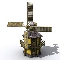 fantasy windmill 3ds