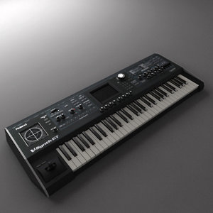 3d synth gt