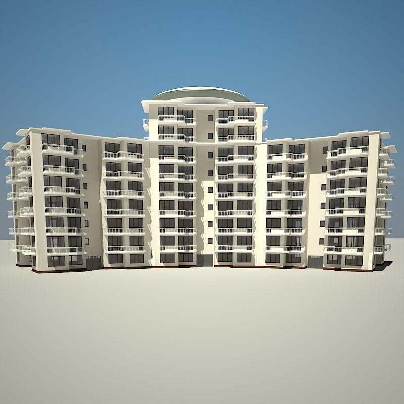 3dsmax hotel