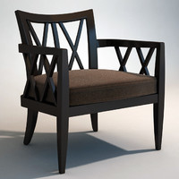 3d model baker - 479 chair