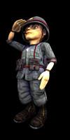 fun commander 3d model