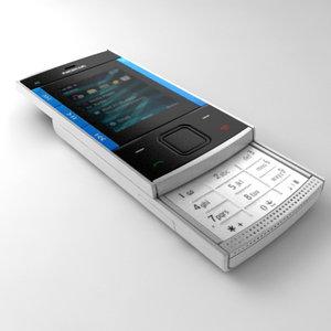 maya nokia x3 mobile phone