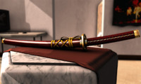 Red and Gold Wakizashi.scn