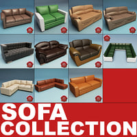 Sofas Collection V3
