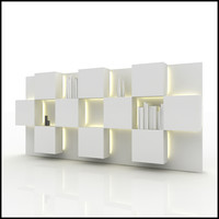 TV / Wall Unit Modern Design X_07