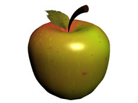 Animated Apple