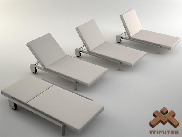 chaise base max