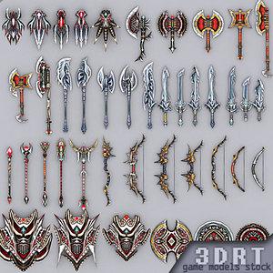 fantasy arms s