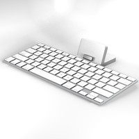 keyboard dock apple ipad 3d max