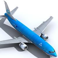 3ds max 737 400