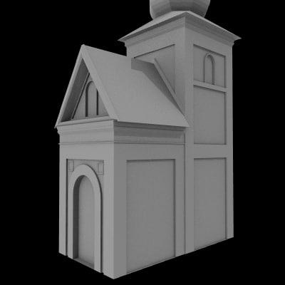 3d church czech republic