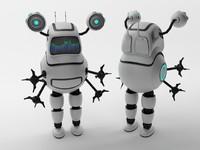 Robot FD100